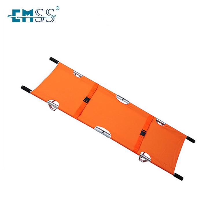 Aluminum Alloy Foldaway Stretcher EDJ-003A